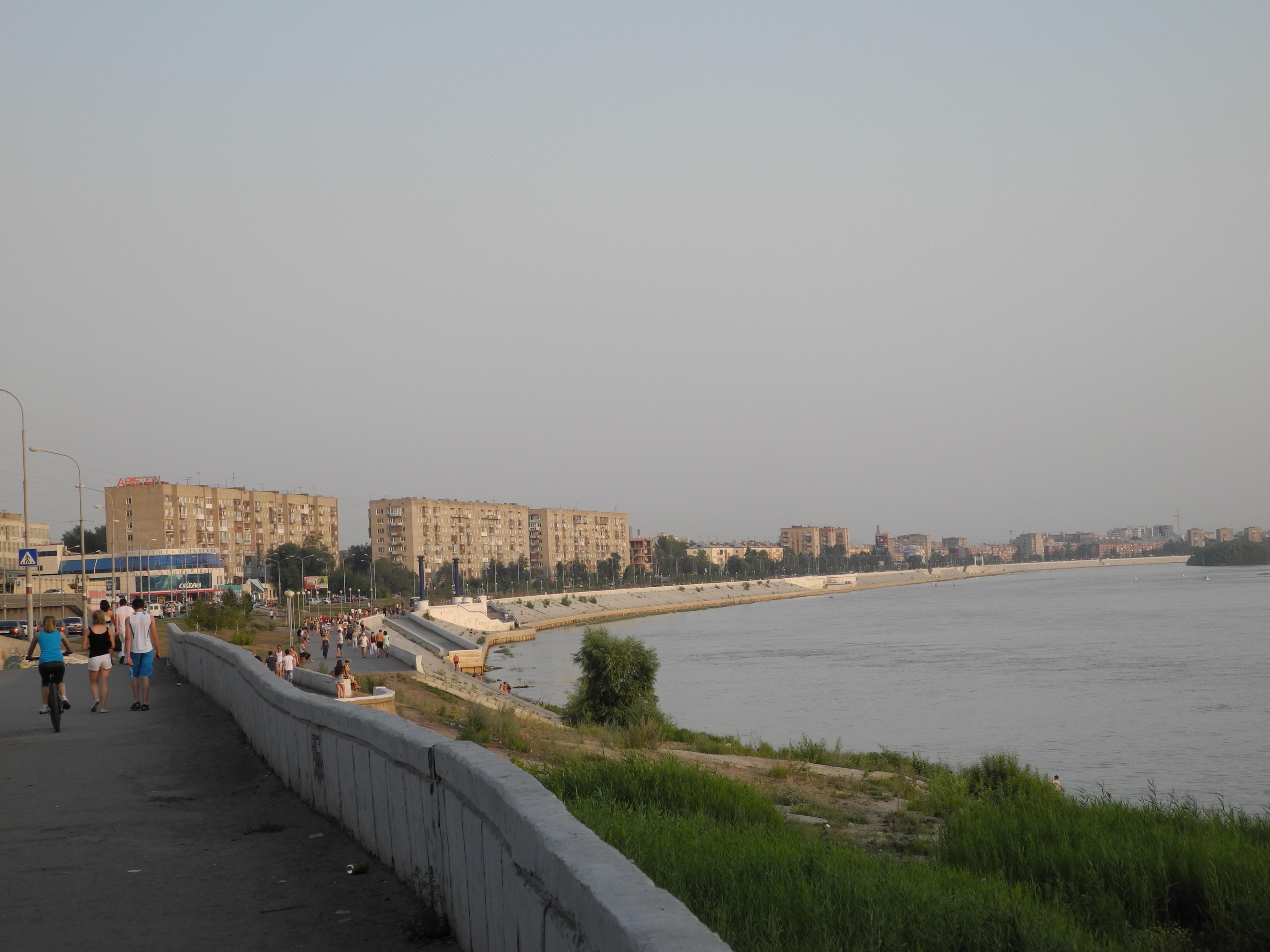 Omsk und der jahrmarkt der absonderlichkeiten 15 07 2012